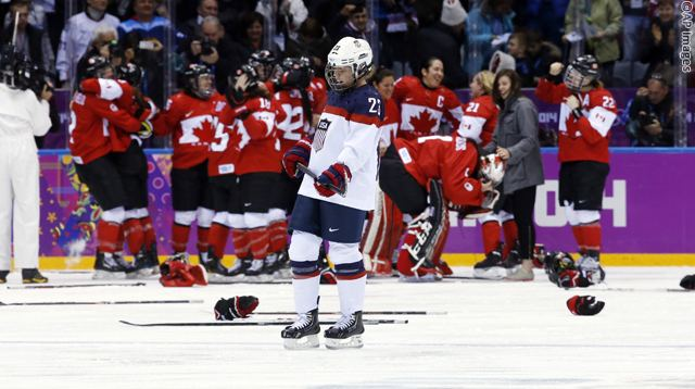 APTOPIX Sochi Olympics Ice Hockey Women