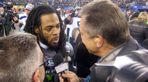 Richard Sherman Postgame Intv