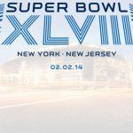 Super Bowl 48 Logo and Teams