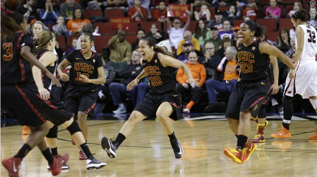 P12 USC Oregon St Basketball