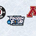 2014 Frozen Four Champ Match