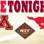NIT Championship Minnesota vs. SMU