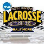 2014 NCAA Lacrosse on WW1