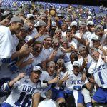 Duke Notre Dame Lacrosse