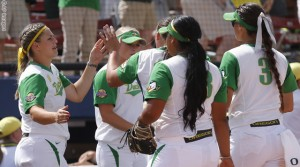 NCAA Florida St Oregon Softball