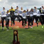 APTOPIX NCAA Championships Athletics