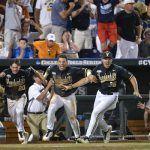 APTOPIX CWS Texas Vanderbilt Baseball