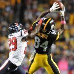 Antonio Brown, Andre Hal