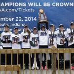 NCAA Cross Country Athletics