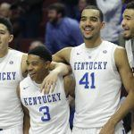 Devin Booker, Tyler Ulis, Trey Lyles, Willie Cauley-Stein