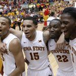 Bryce Dejean-Jones, Naz Long, Dustin Hogue, Jameel McKay