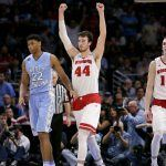 Wisconsin - North Carolina_AP