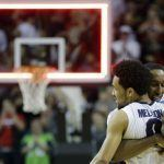 APTOPIX NCAA Iowa Gonzaga Basketball