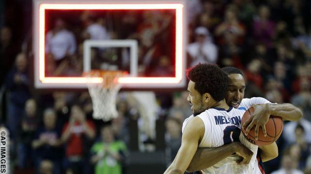 APTOPIX NCAA Iowa Gonzaga Basketball