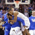 APTOPIX NCAA Notre Dame Kentucky Basketball