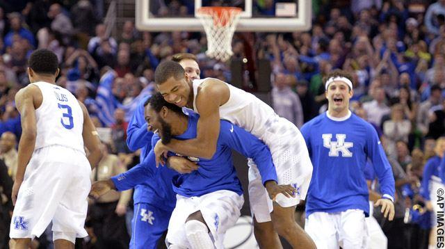 APTOPIX NCAA Notre Dame Kentucky Basketball