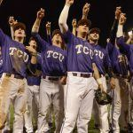 APTOPIX CWS LSU TCU Baseball