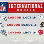 Britain 49ers Jaguars Football
