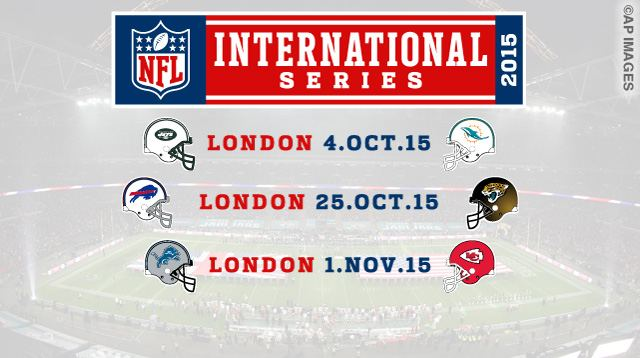 Britain 49ers Jaguars Football