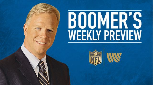 Boomer Weekly Preview 2015