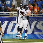 Matt Paradis, Demaryius Thomas
