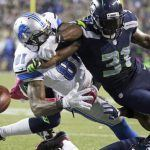 APTOPIX Lions Seahawks Football