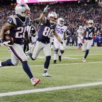 James White, Danny Amendola