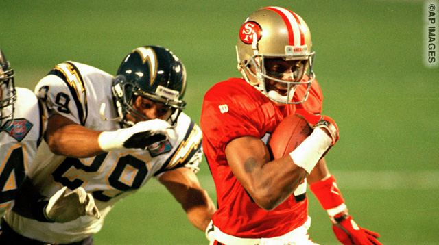Jerry Rice SB 29