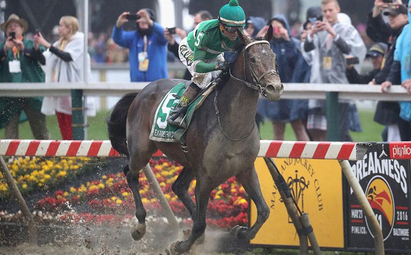 The 141st Running of the Preakness Stakes