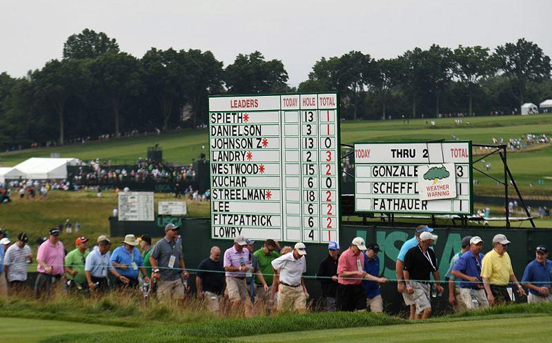 U.S. Open - Round One
