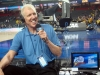 Bill Walton on the air