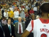 Russ Smith talks with Kevin, Bill and John