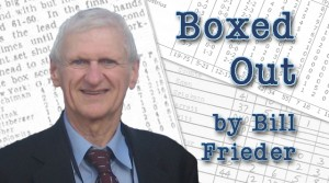 Boxed Out by Bill Frieder