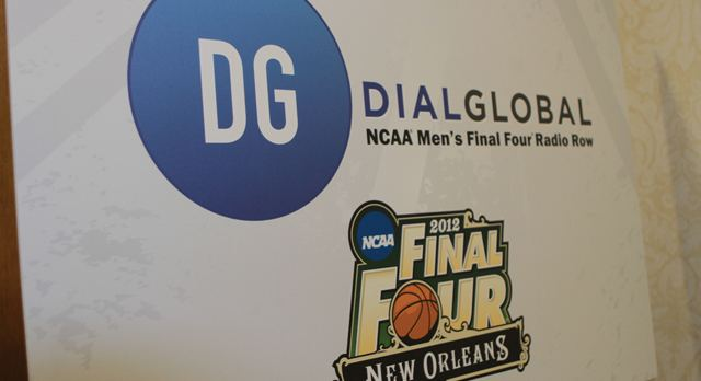 Dial Global Sports at the Final Four
