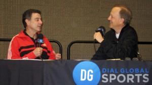 Rick Pitino with Jim Gray Interview