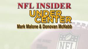 NFL Insider Under Center