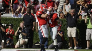 Aaron Murray ,Keith Marshall