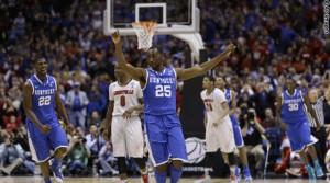 NCAA Kentucky Louisville Basketball