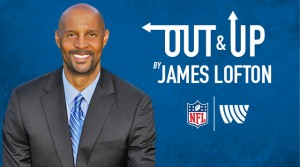 Out and Up James Lofton New
