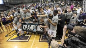 AEast Stony Brook Albany Basketball