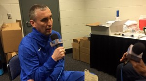 Bobby Hurley interviewed - 3-19-2015