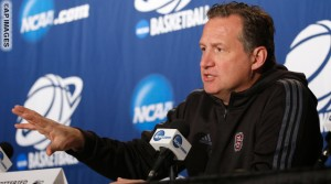 NC State Head Coach Mark Gottfried - Press Conference_AP