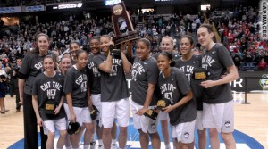 NCAA Dayton UConn Basketball