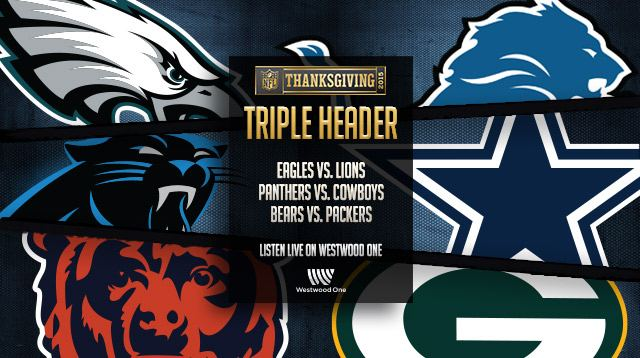 Thanksgiving Tripleheader
