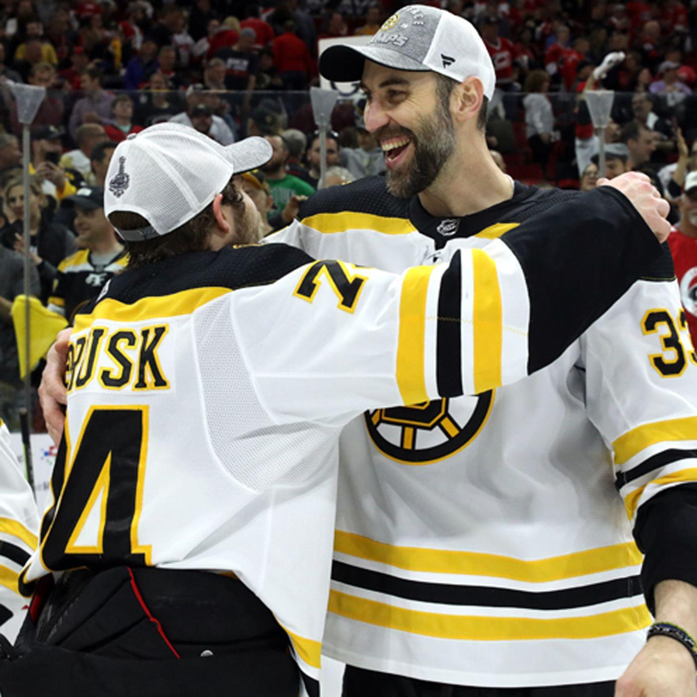 Eastern Conference Final Highlights: Bruins Sweep Carolina